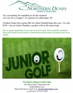 Junior member flyer-image